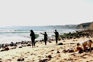 surf camp sagres